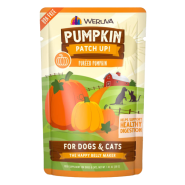 Weruva Cat/Dog Pumpkin Patch Up GF Supplement 12/1.05 oz Pch
