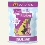 Dogs in the Kitchen Love Me Tender 12/ 2.8 oz Pouch