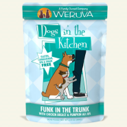 Dogs in the Kitchen Funk in the Trunk 12/2.8 oz Pouch
