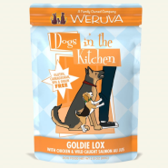 Dogs in the Kitchen Goldie Lox 12/2.8 oz Pouch