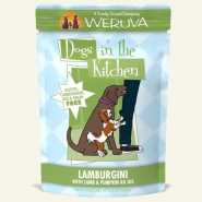 Dogs in the Kitchen Lamburgini 12/2.8 oz Pouch