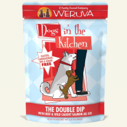 Dogs in the Kitchen Double Dip 12/2.8 oz Pouch