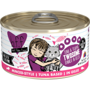 Best Feline Friends Tuna & Tilapia Twosome 24/3 oz