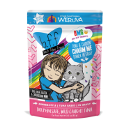 Best Feline Friends Tuna & Chicken Charm Me 12/3 oz Pouch