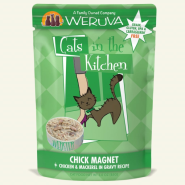 Weruva Cats in the Kitchen Chick Magnet 12/3 oz Pouch