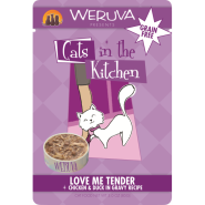 Cats in Kitchen Love Me Tender 8/3 oz Pouch