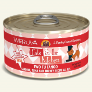 Weruva Cats in the Kitchen Two Tu Tango 24/3.2 oz