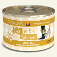 Weruva Cats in the Kitchen Goldie Lox 24/6 oz