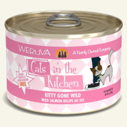 Weruva Cats in the Kitchen Kitty Gone Wild 24/6 oz