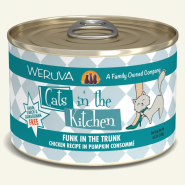 Cats in Kitchen Funk in the Trunk 24/6 oz