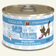 Weruva Cats in the Kitchen Splash Dance 24/6 oz