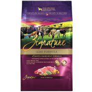 Zignature Dog LID GF Goat 27 lb