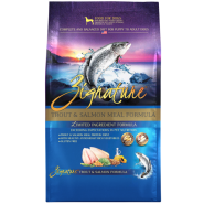 Zignature Dog LID GF Trout & Salmon 27 lb