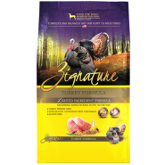 Zignature Dog LID GF Turkey 27 lb