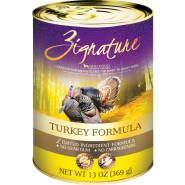 Zignature Dog LID GF Turkey 12/13 oz