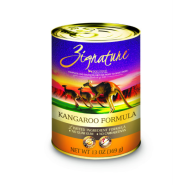 Zignature Dog LID GF Kangaroo 12/13 oz