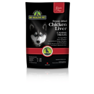HB Dog Freeze Dried Chicken Liver Grain Free Treats 35 gm
