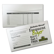 HB Frequent Buyer Program