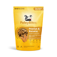 FoleyBites Peanut and Banana 400 gm