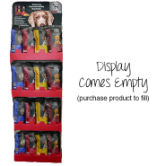Foley Vitality Dog Treat Empty Displayer - holds 48 units
