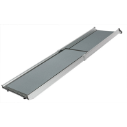 Solvit Deluxe Telescoping Pet Ramp Up To 400 lb