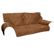 Solvit Loveseat Full Coverage Protector Cocoa