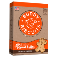 Buddy Biscuits Oven Baked Crunchy Treats Peanut Butter 16 oz