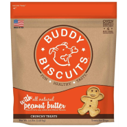Buddy Biscuits Oven Baked Crunchy Treats Pnut Butter 3.5 lb
