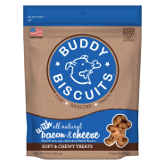 Buddy Biscuits Soft & Chewy Bacon&Cheese 6 oz