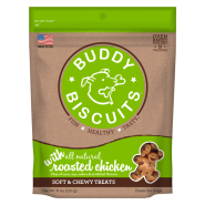 Buddy Biscuits Soft & Chewy Roasted Chicken 6 oz