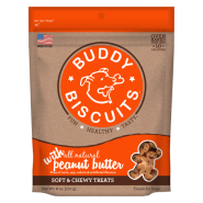 Buddy Biscuits Soft & Chewy Peanut Butter 6 oz