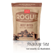 Cloud Star Rogue Air Dried Beef Bites 2.5 oz