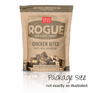 Cloud Star Rogue Air Dried Chicken Bites 3 oz