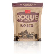 Cloud Star Rogue Air Dried Duck Bites 6.5 oz