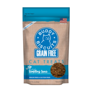 Buddy Biscuits Cat Treats Tempting Tuna 3 oz