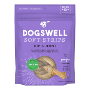 Dogswell Soft Strips GF Hip & Joint Chicken Treats 12 oz