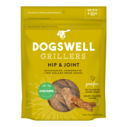 Dogswell Grillers GF Hip & Joint Chicken Treats 12 oz