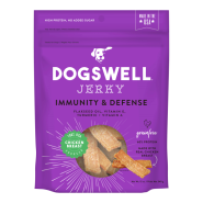 Dogswell Jerky GF Immunity & Defense Chicken Treats 12 oz