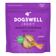 Dogswell Jerky GF Immunity & Defense Chicken Treats 24 oz
