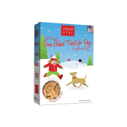 Cloud Star Holiday Oven Baked Treats Gingerbread Flavor