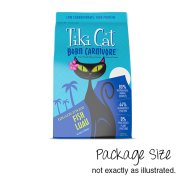 Tiki Cat Born Carnivore GF Fish Luau 11.1 lb