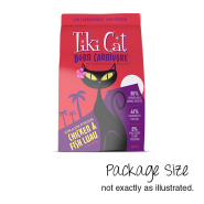 Tiki Cat Born Carnivore GF Chicken/Fish Luau 11.1 lb