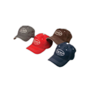 WMBL Hat Red&Stone Colour
