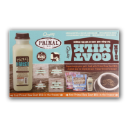 Primal Goat Milk Shelf Talker