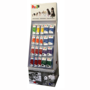 Pawz Floor Display 72 pc