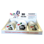 Pawz Max Wax Counter Tray 12 pc 6x60g 6x200g
