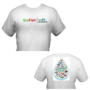 Glofish/Well Aware T-Shirt Large
