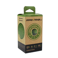 Original PoopBags Count Down Rolls 8/120 ct