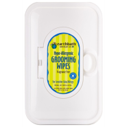 earthbath Grooming Wipes Hypo-Allergenic 100 ct