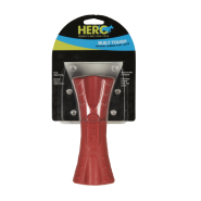 Hero Natural Rubber Chewing Bone 6.5x3x1""